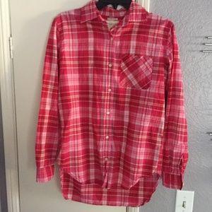 Denim & Supply Ralph Lauren plaid shirt XS
